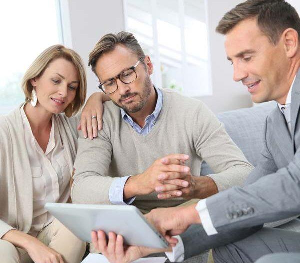 Hypotheekgesprek